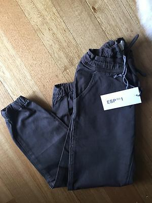 ESP no.1 boys trousers size 8 BNWT Made in USA free post :)
