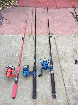 Sports fisher Fishing Rod