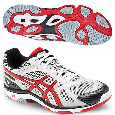Mens ASICS Gel Beyond 3 Trainers Shoes Size UK 10 Indoor court Volleyball B205N