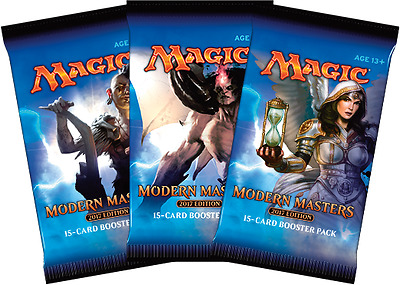 Magic the Gathering MTG Modern Masters 2017 Booster Pack New (Aus)