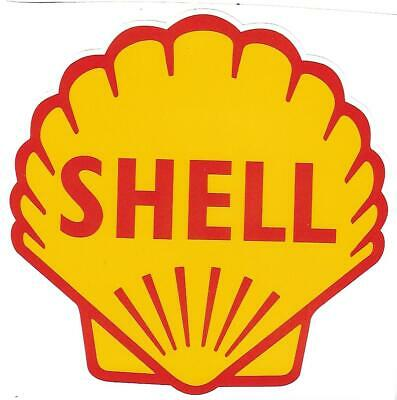 SHELL Sticker°