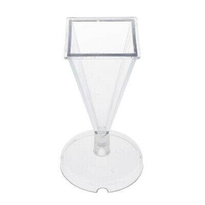 1pcs Candle Mold Pyramid Shape for Home, Party, Wedding Candle Making Supply