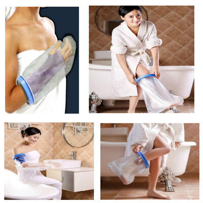 Waterproof Adult Cast Bandage Protector Seal Cover for Arm Wrist Hand Leg Feet