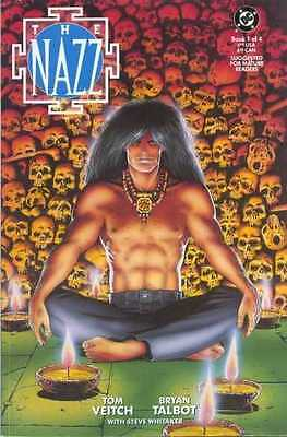 "Comic DC ""The Nazz #1"" 1990 NM"