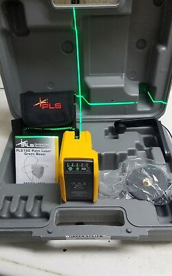 PACIFIC LASER SYSTEMS PLS180 GREEN Level   PLS-60596n crossline