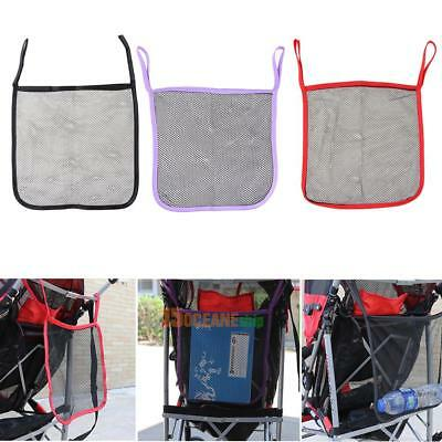 Baby Stroller Carrying Bag Baby Stroller Mesh Bag Net Umbrella Car Accessories