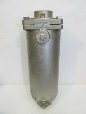 "GA Industries 942SS, 2""x 1"" Dur-O-Vent Single Body Combination Air Valve&Release"