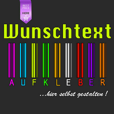 autoaufkleber beschriftung wunschtext aufkleber selbst gestalten schriftzug eur 1 00 picclick de. Black Bedroom Furniture Sets. Home Design Ideas