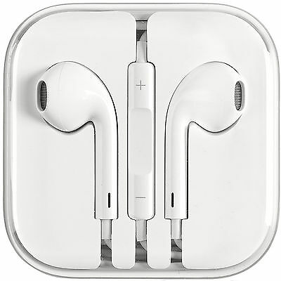 New Earphones Work apple iphone 6 6S 5 SE 4S w/Remote & Mic, happy costumers!