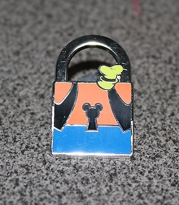 Disney Pin Goofy Lock Collection Limited Release Pwp Wdw