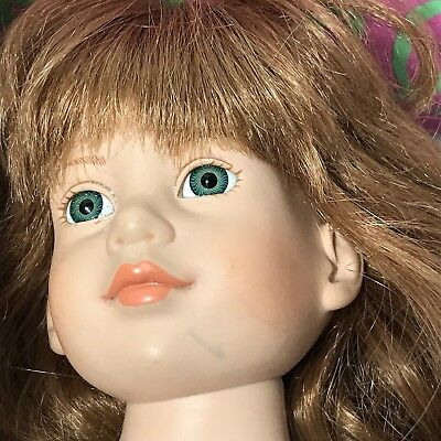 Magic Attic Club Megan Doll 18 inch 1995 1996 VTG vintage