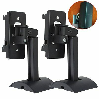 2Pcs Wall Ceiling Mount Support Bracket For Lifestyle UB-20 SERIES 2 II Speaker