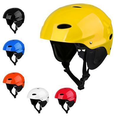 Lightweight Water Sports Kayak/Canoe/Boat/Surf/SUP/Rescue Helmet - Various Color