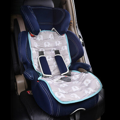 Reversible Baby Seat Liner for Stroller infant car seat covers Mat Seat Cushion