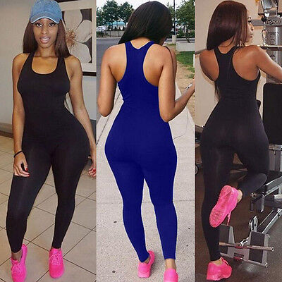 USA Women Ladies Clubwear Summer Playsuit Bodycon Party Jumpsuit Romper Trousers