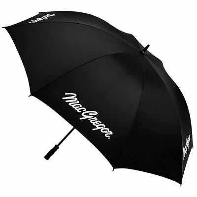"MacGregor 66"" Single Canopy Mens Golf Umbrella"