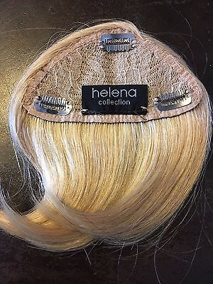 Frange Cheveux Naturels Blonds TRES Clairs Helena Collection