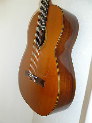 Petersen C concert classical guitar 1970