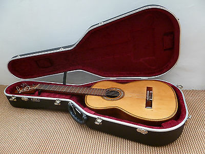 Telesforo Julve vintage flamenco guitar (fixed price, no offers accepted)