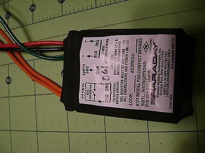 Faraday 8701 Intelligent Monitoring Module For Contact Devices 315-049480Fa Jp