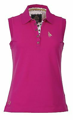 Toggi Ladies Miranda Sleeveless Polo