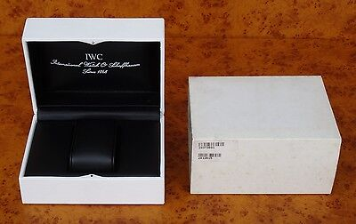 IWC RARE Box for Watch / Ecrin pour Montre - IN NEW CONDITION !