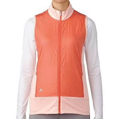 New Adidas Golf Women's Technical Lightweight Wind Vest - Choose Your Color!