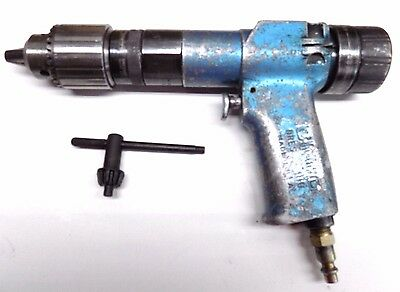 """Cleco Dresser 1/2"""" Variable Speed Pneumatic Drill Aircraft Tool"""