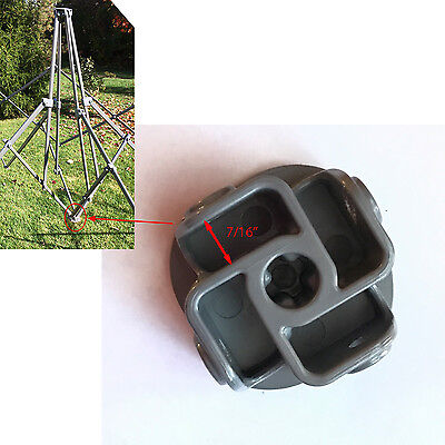 Coleman New Style 12 x 12 Canopy Shelter Center Lower Hub Replacement Parts