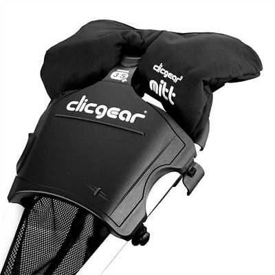 New Clicgear Golf Cart Mitts - Windproof For Push Carts