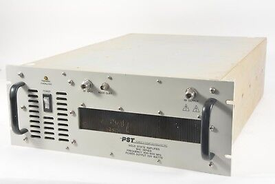 PST BHC16171637-200 1610-1630 MHz / 200 Watt Solid State Amplifier 15P15657-01