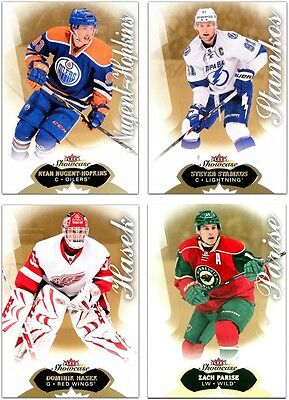 2014-15 Fleer Showcase **** PICK YOUR CARD **** From the Base SET