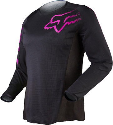 2018 Fox Womens MX Blackout Jersey