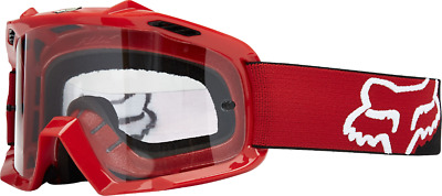 2018 Fox Air Space Youth Goggle Killa Red