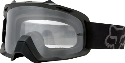 2018 Fox Air Space Youth Goggle Matte Black
