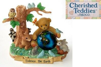 CHERISHED TEDDIES, ABRAHAM, 706876, MINT in BOX, 2000 RETIRED, LIMITED EDITION