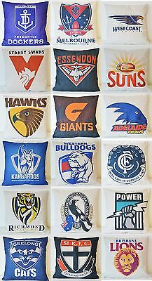 AFL Home Decor Vintage Linen Cotton Cushion Cover Throw Pillow Case 45x45cm