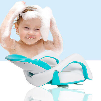 2 In 1 Foldable Baby Bath Chair Baby Perfect Match Partner Comfort Training Seat