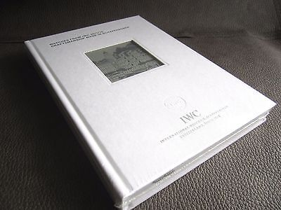 IWC watch 2011/ 2012 Annual Edition CATALOGUE BOOK BROCHURE. Still Sealed