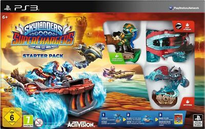Skylanders SuperChargers - Starter Pack PlayStation 3 / PS3 (NEU & OVP!)