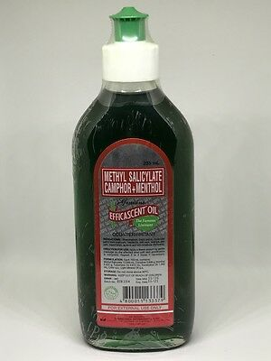 Efficascent Oil Counterirritant (Genuine Family Size) 235ml