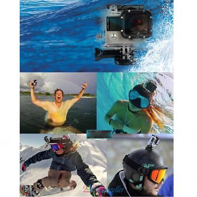 Funda Protectora impermeable 30mm Buceo Carcasa Surf para GoPro Hero 3/3 +/4