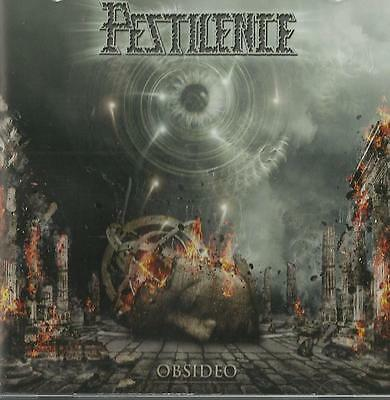 Pestilence - Obsideo ( CD 2013 ) NEW  / SEALED