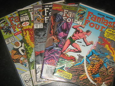 Fantastic four Comic collection