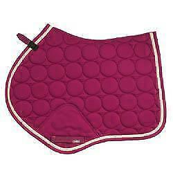 NEW Horze Turner GP/Jump Saddle Pad (3 Colours) Horze Horse Riding Care Grooming