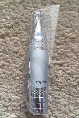 Aspire ET-S Clearomizer BVC-BDC Tank In Silver