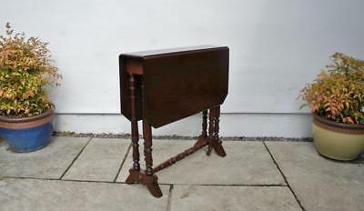 Victorian Mahogany Sutherland Table - excellent condition