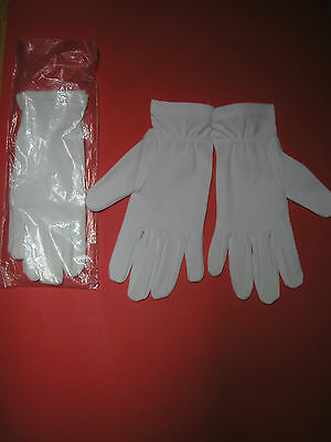 Gants Blancs Ceremonie