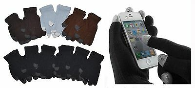 Lady Women Girl Magic Knit Touchscreen iPhone Gloves Wholesale 12 Pairs New York