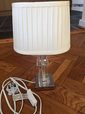 Bedside Lamp With Shade And Bulb O GBP275